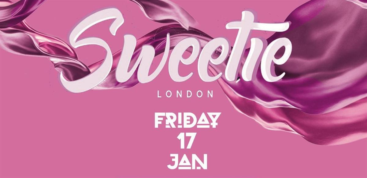 Sweetie - London's New Girls Night tickets
