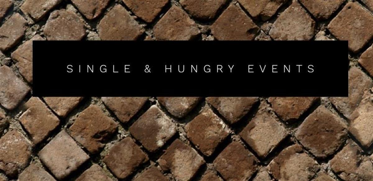 Single & Hungry - January event tickets