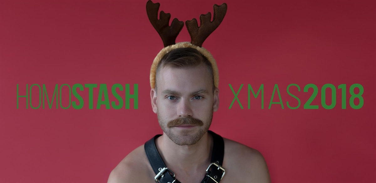 HOMOSTASH Vauxhall Xmas Party tickets