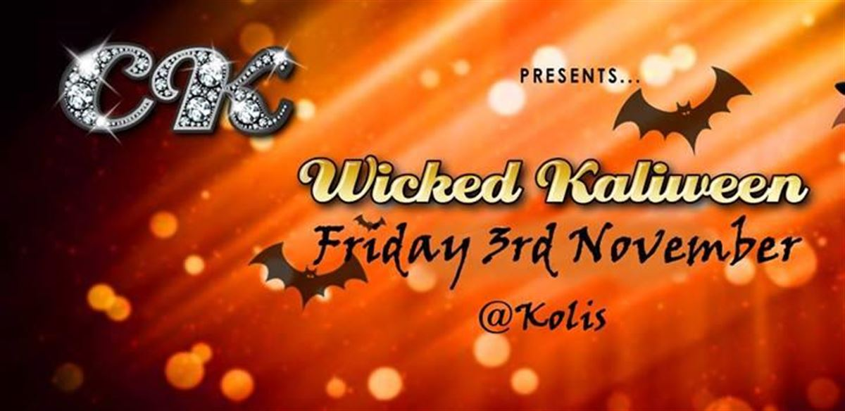 Club Kali's Wonderfully Wicked Kaliween Night