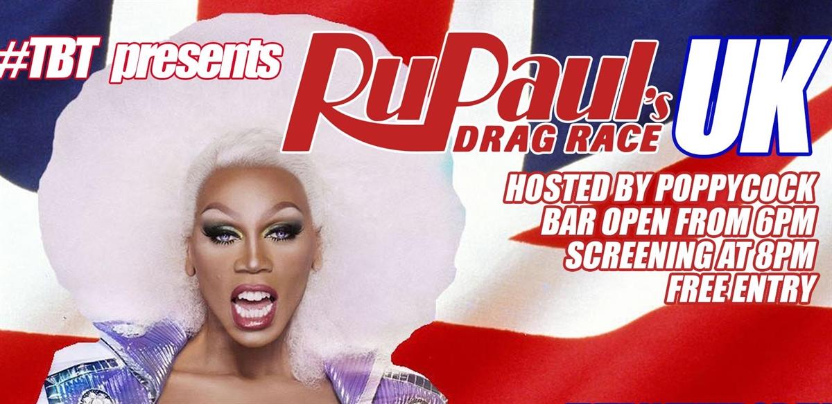 Eagle presents RuPaul's Drag Race UK!  tickets