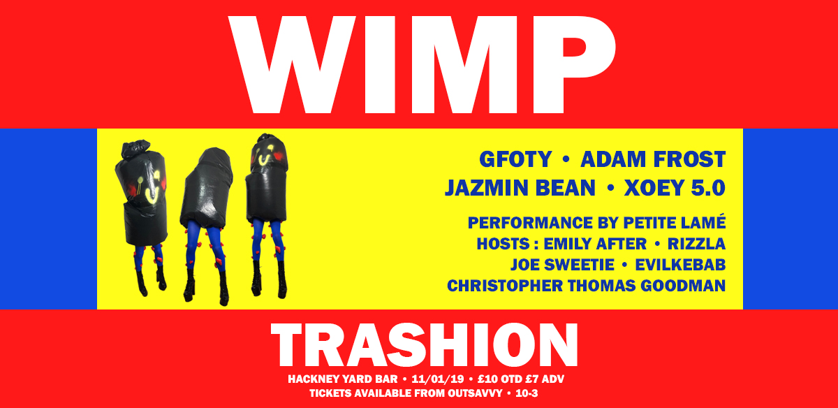 WIMP : TRASHION tickets