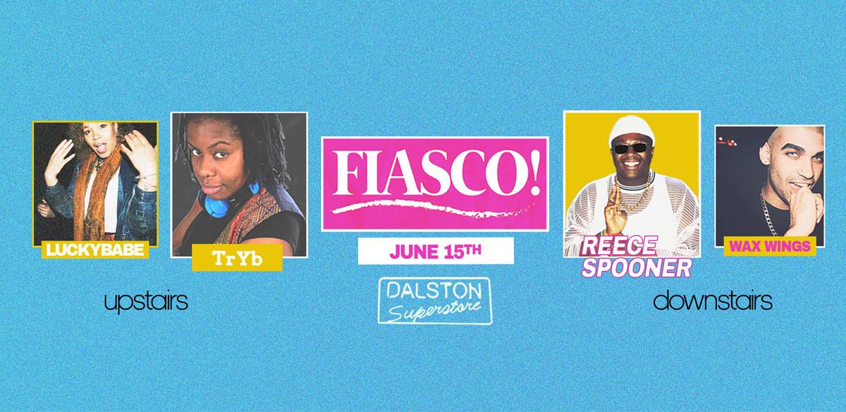 FIASCO! tickets