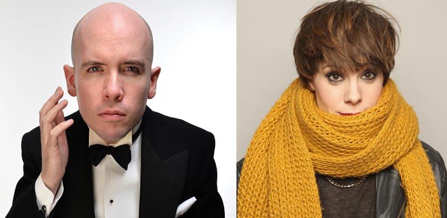 Tom Allen and Suzi Ruffell - Edinburgh Previews