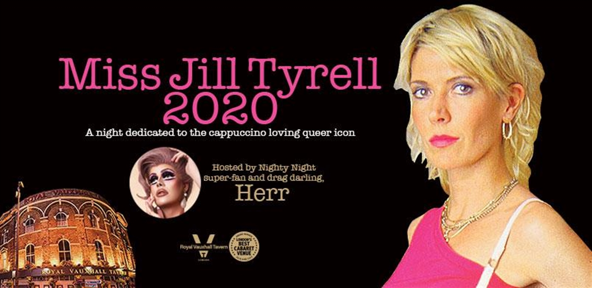Miss Jill Tyrell 2020 tickets