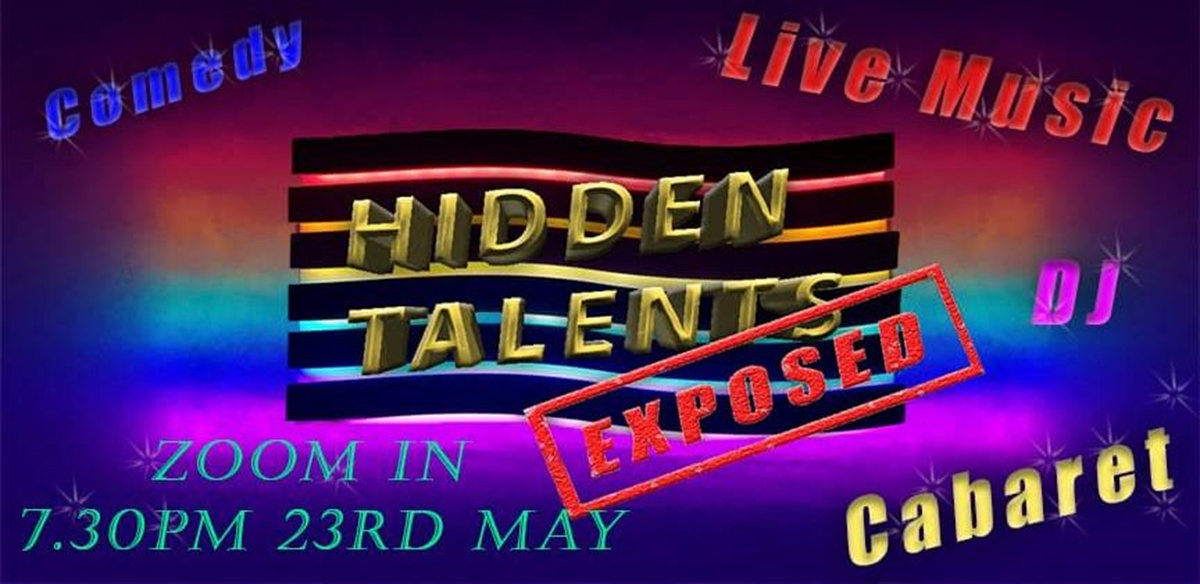 Hidden Talents Exposed tickets