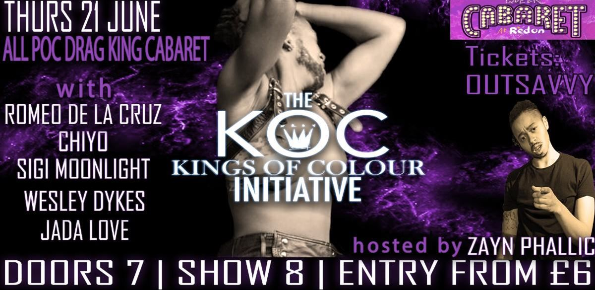 The KOC Initiative VI: Residency Relaunch! tickets