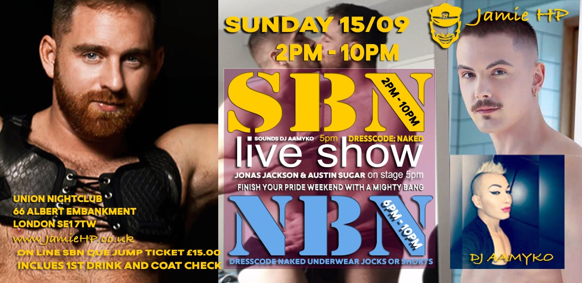 SBN and NBN  SUNDAY  tickets