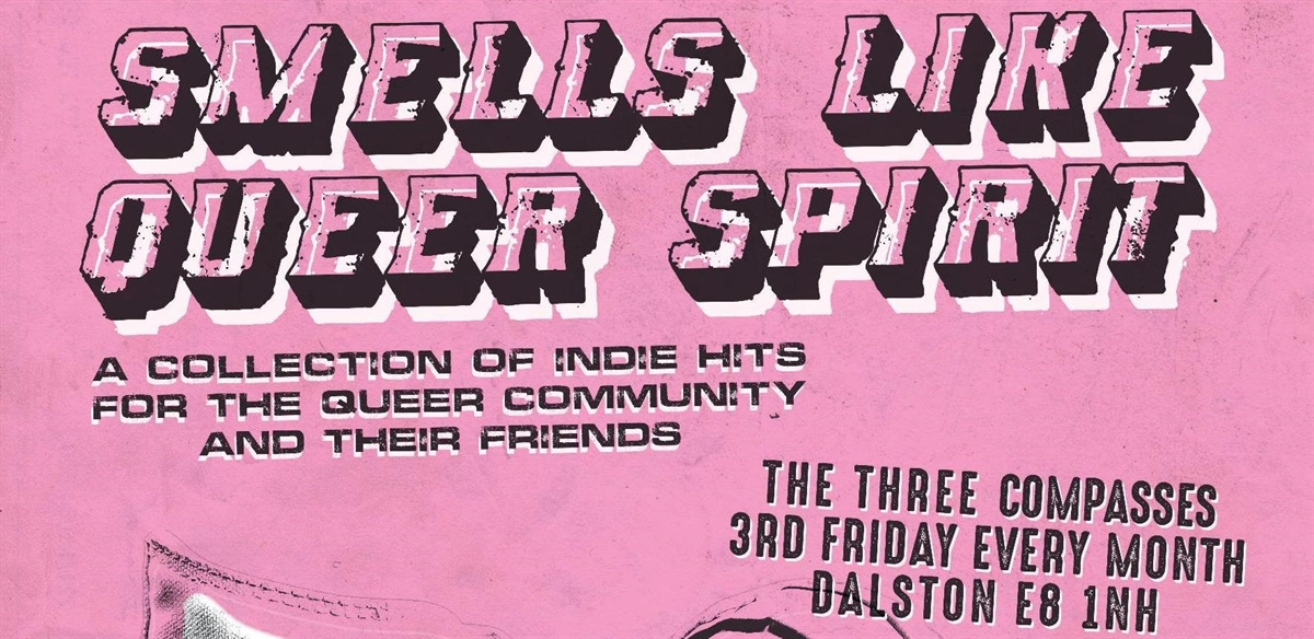 Smells Like Queer Spirit - 3rd Friday of the Month tickets