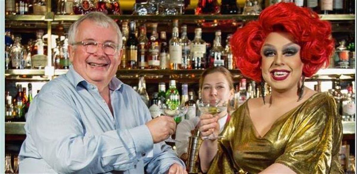 La Voix meets Christopher Biggins tickets