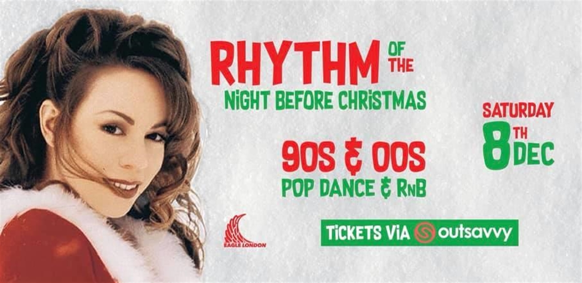 Rhythm Of The Night Before Christmas tickets