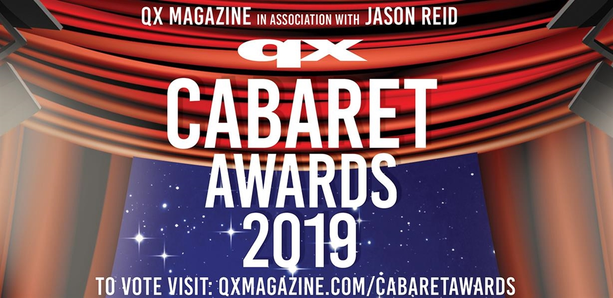 QX Cabaret Awards 2019 in Association with Jason Reid tickets