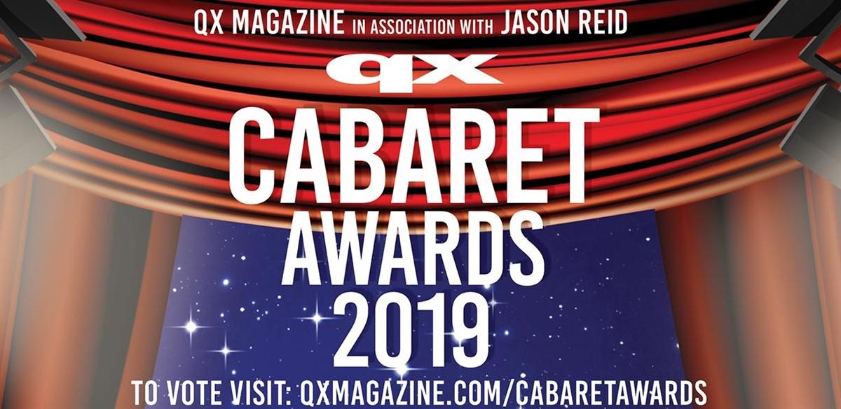 QX Cabaret Awards 2019 in Association with Jason Reid tickets