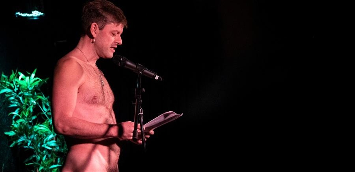 Naked Boys Reading: Confessions tickets