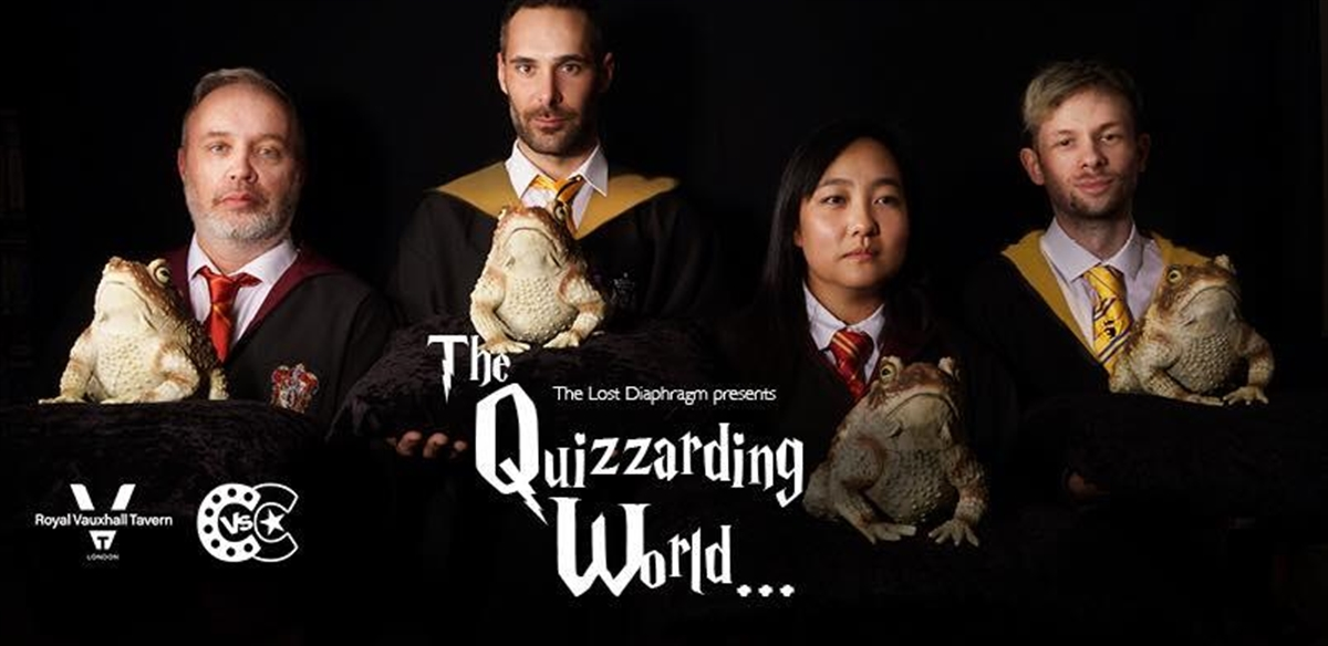The Quizzarding World - Round 4 tickets