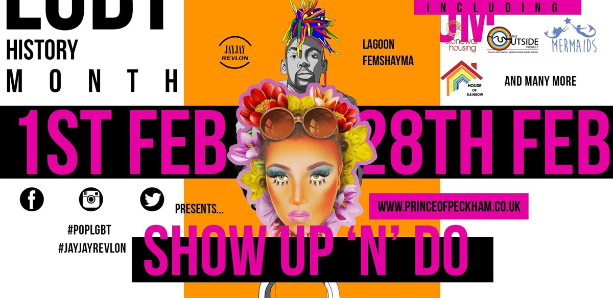Show Up And Do Presented by Jay Jay Revlon & Lagoon Femshayma  tickets