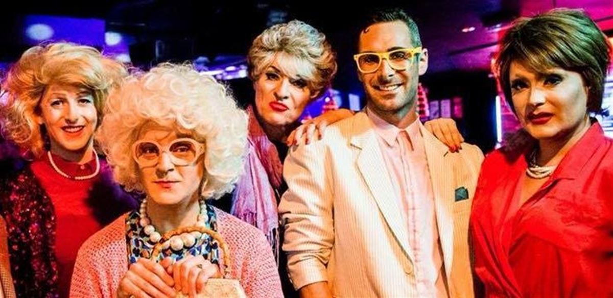Golden Girls: A Musical tickets