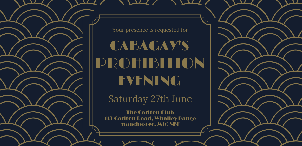 Cabagay does Prohibition
