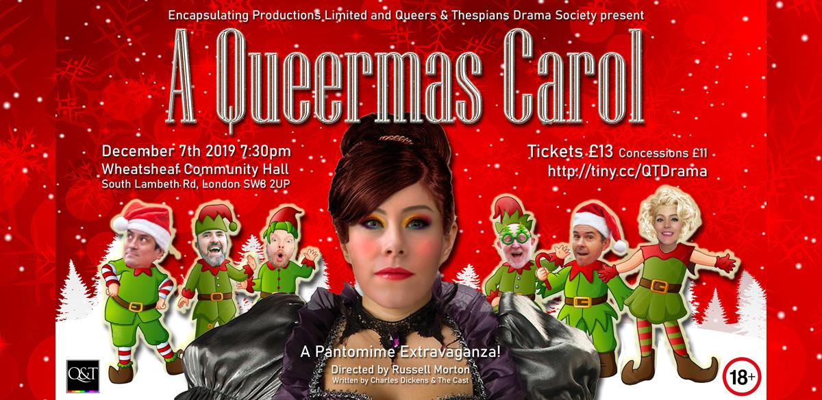 A Queermas Carol! tickets