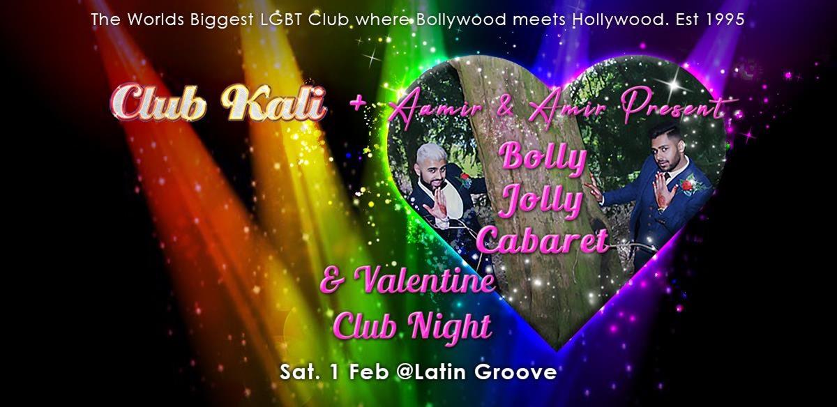 Club Kali Jolly Bolly Cabaret & Club Night - Sat 1 Feb - London  tickets