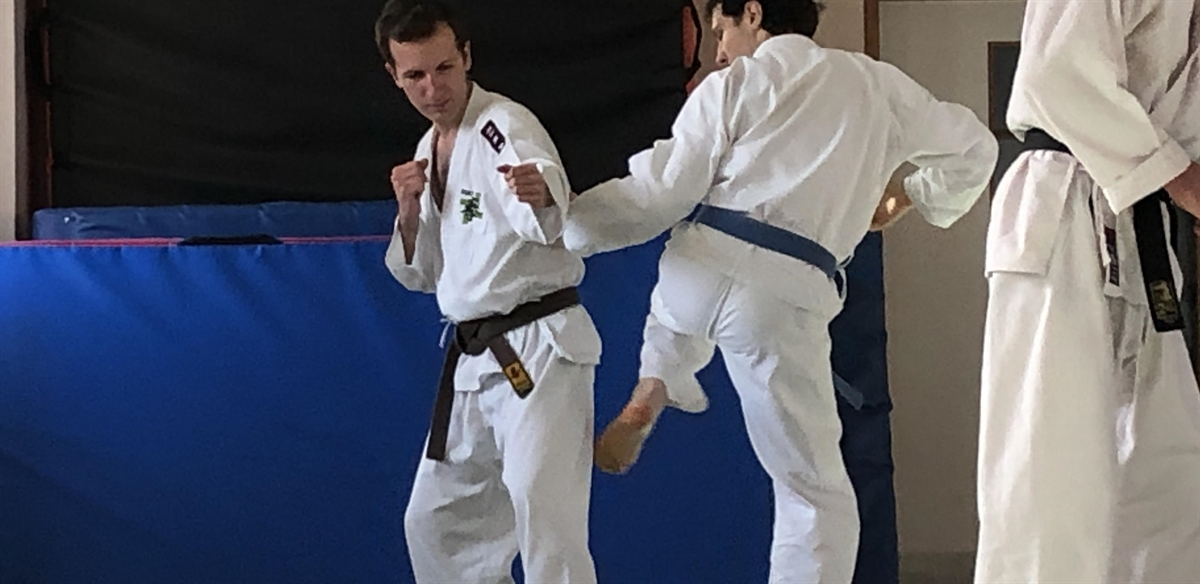 Martial Arts Beginners Class  tickets