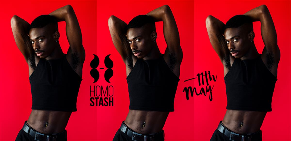 Homostash - Voguing edition - Headliner: Mario Cantos (Bcn) tickets