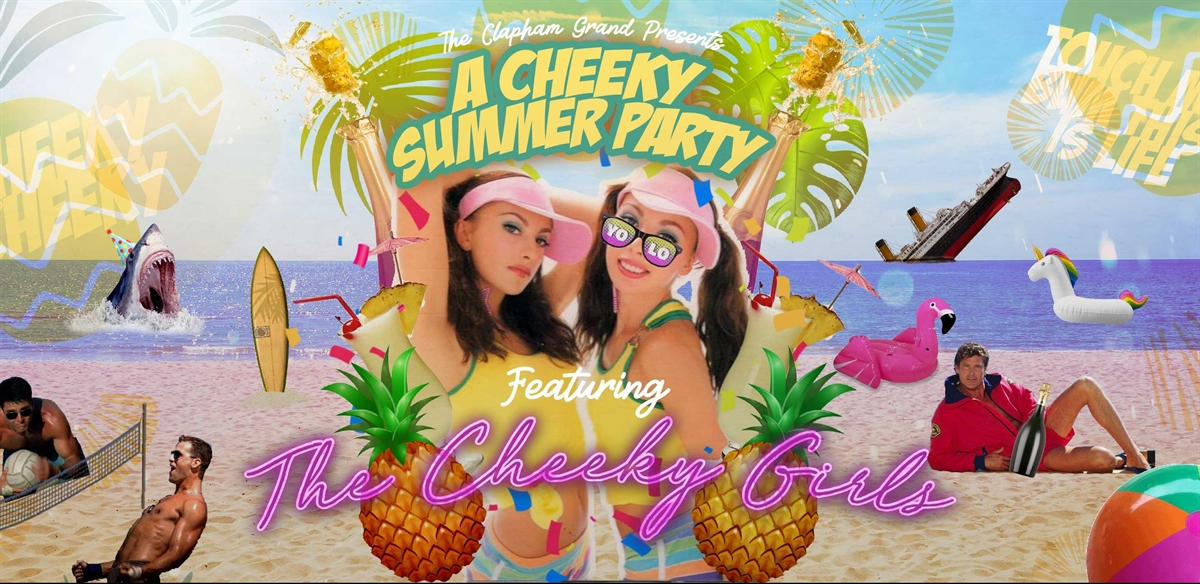 A Cheeky Summer Party Feat. The Cheeky Girls tickets