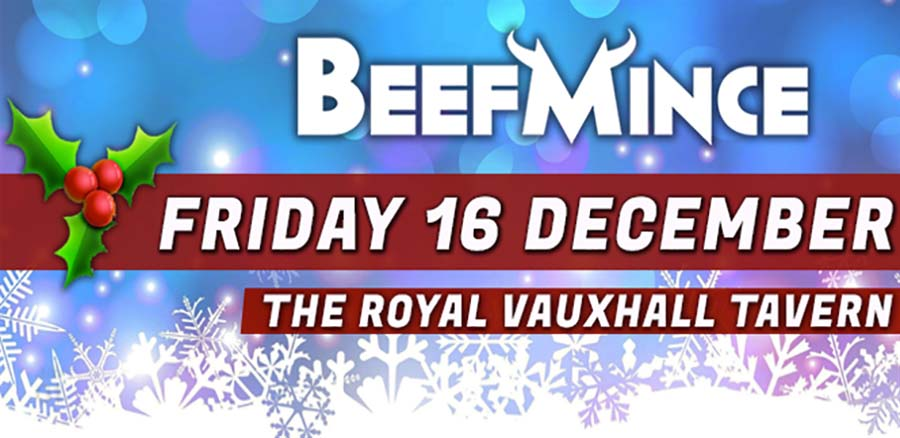 BEEFMINCE - feat. Massimo Paramour tickets