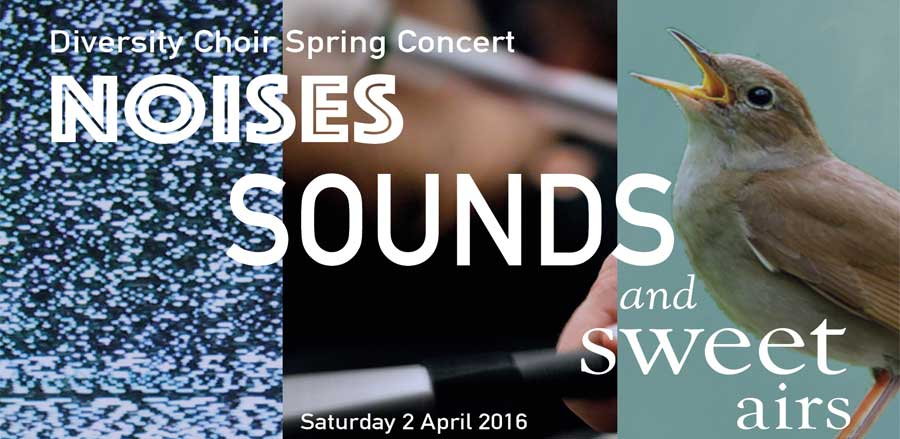 Diversity Choir Spring Concert