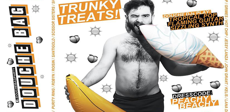 Douche Bag: Trunky Treats