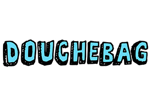 Douche Bag  logo