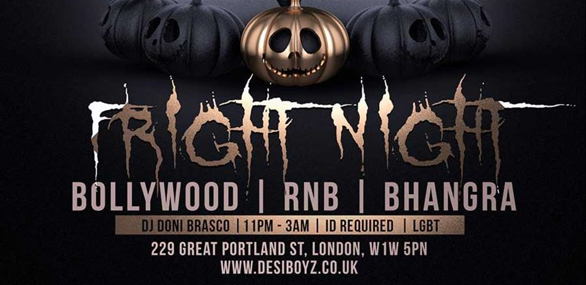 Desi Boyz Fright Night