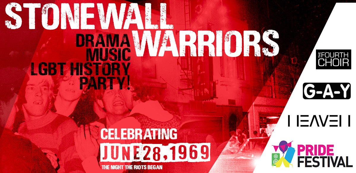 Stonewall Warriors tickets