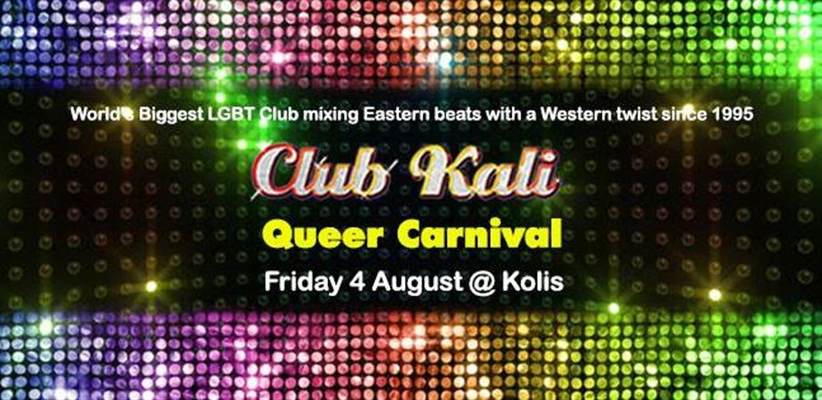 Club Kali Queer Carnival tickets