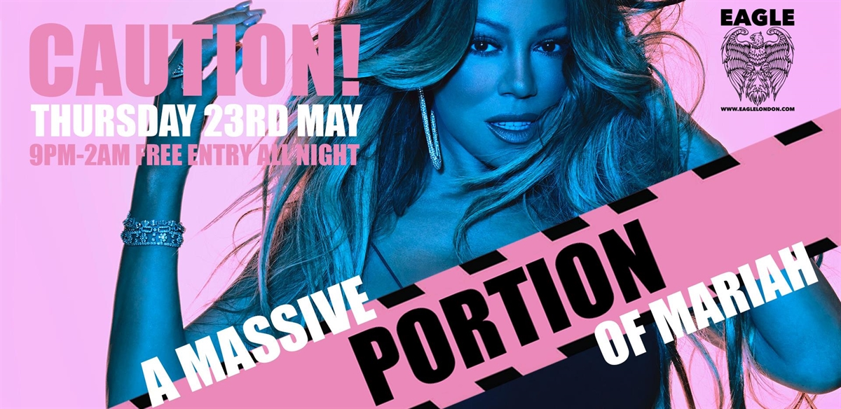 Caution: A Massive Portion of Mariah! tickets