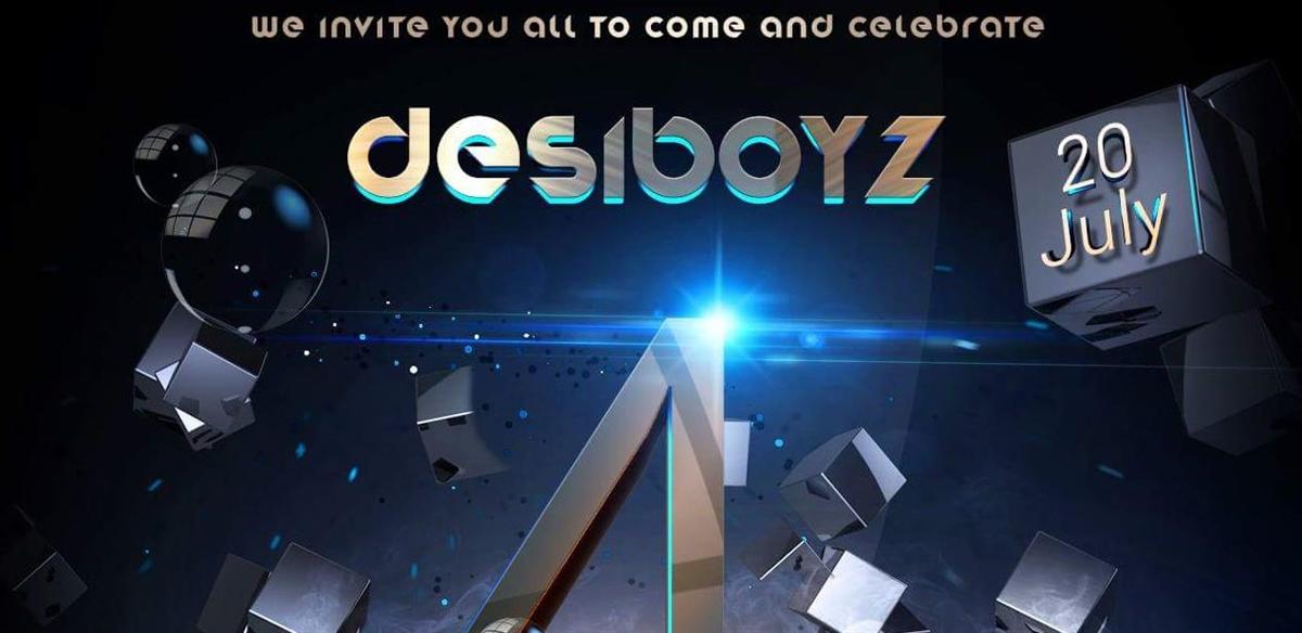 Desi Boyz – 4th Birthday Bash – Friday 20th July 2018 tickets
