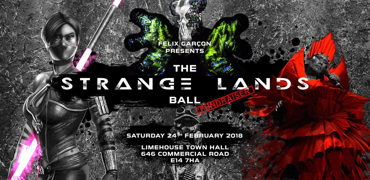 Strange Lands Vogue Ball tickets