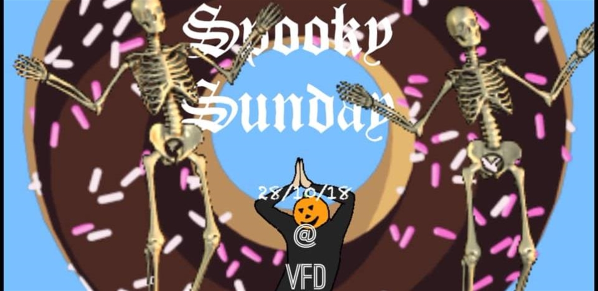 Spooky Sunday Funday tickets