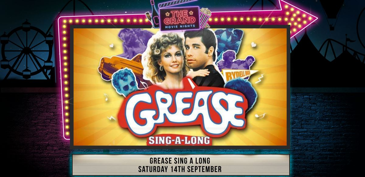 Grease Singalong Movie Night tickets