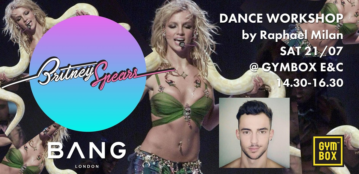 Get ready 4 Britney....B**ches (Dance workshop) tickets