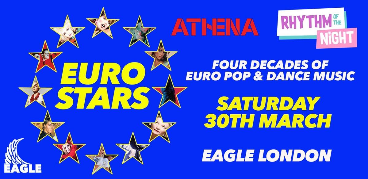 EUROSTARS tickets