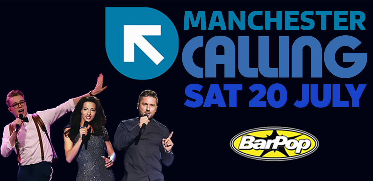 Manchester Calling tickets