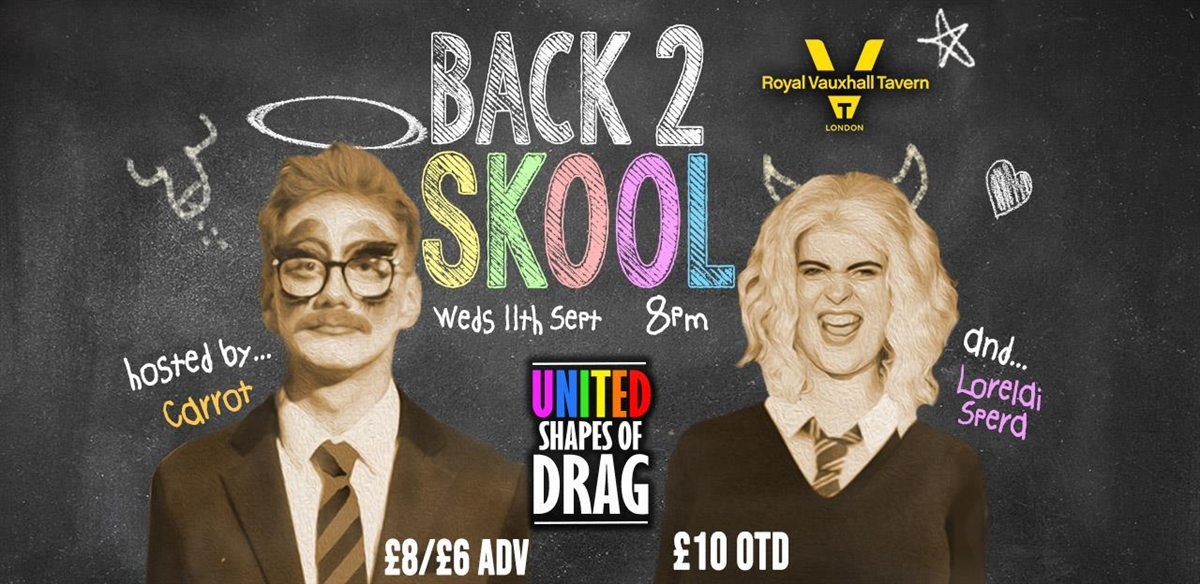 USoD Presents BACK 2 SKOOL tickets