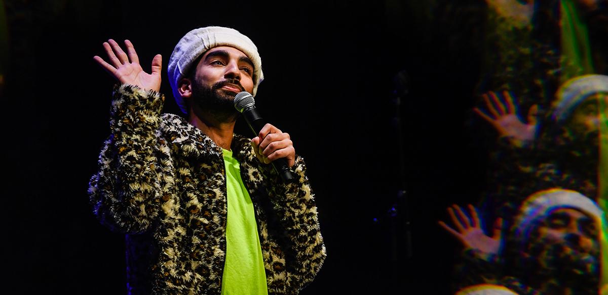 Mawaan Rizwan: Werk in Progress (Comedy Night) tickets