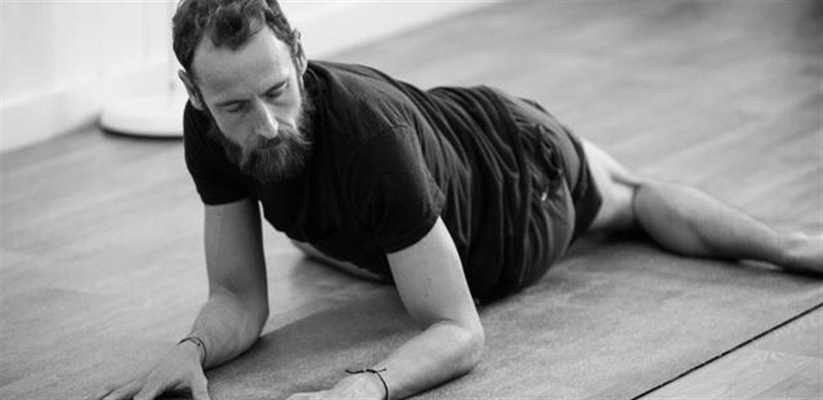 Sweet Spot Saturdays - Yoga for Men tickets