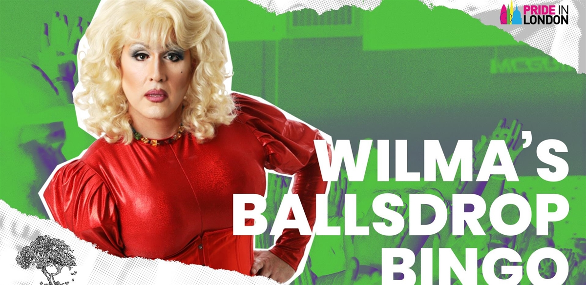 Willma's Ballsdrop Bingo tickets