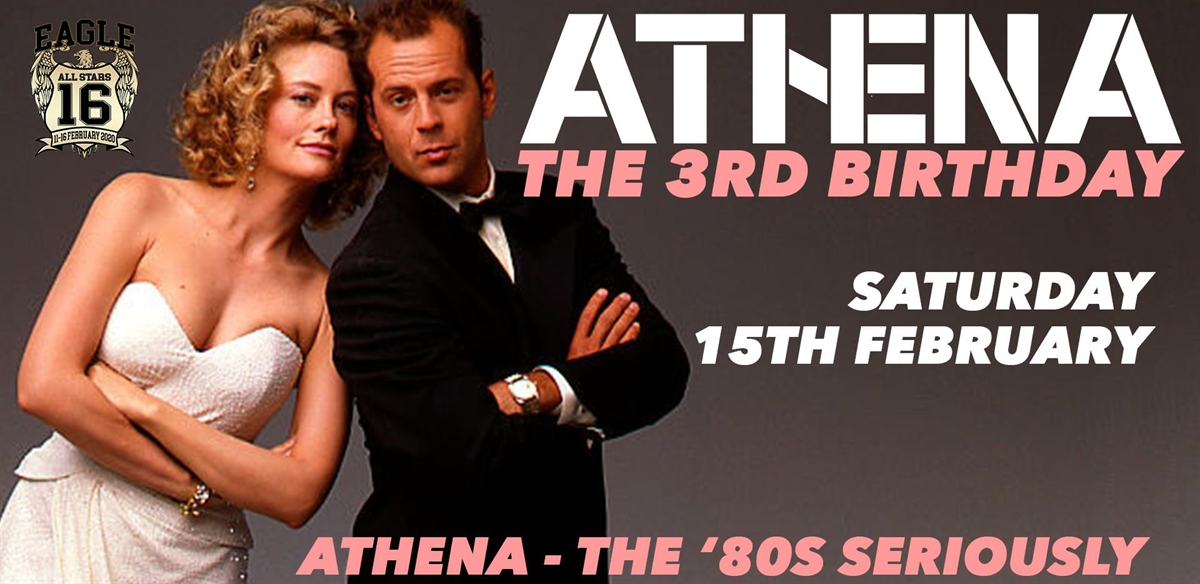 Athena - 3rd Birthday Party tickets