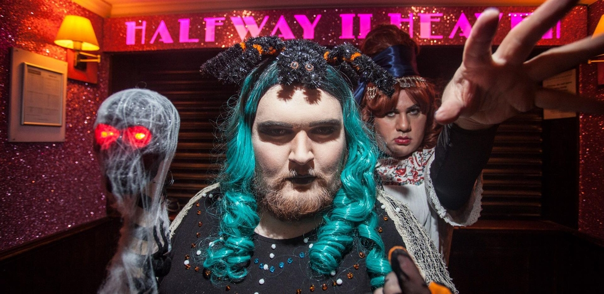 Hallowqueen Walking Tour tickets