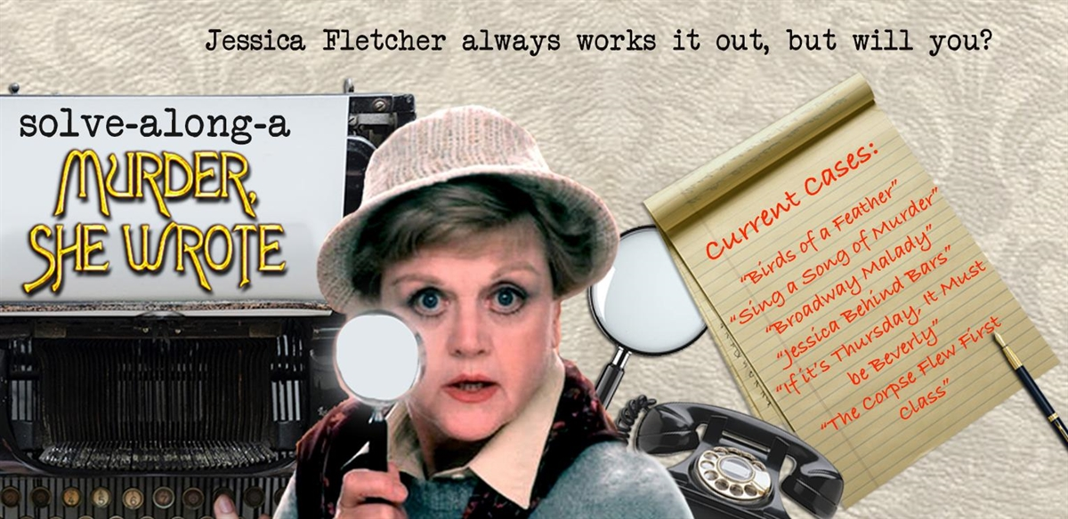 Solve-Along-A-Murder-She-Wrote at the RVT: