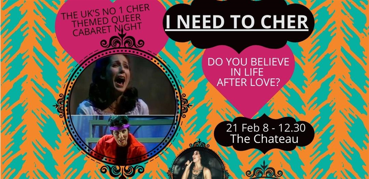 I Need to Cher presents Life after Love tickets